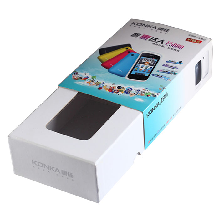 mobile phone packaging box Packaging Design Mobile Phone Box With