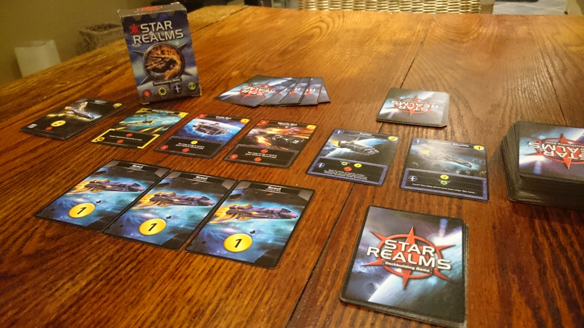 Star Realms Contents