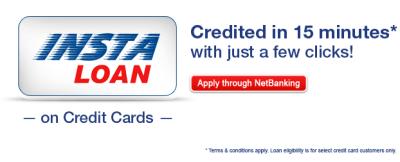 Insta Loan Vs Insta Jumbo loan Vs SmartEMI on HDFC Credit Card | CardExpert