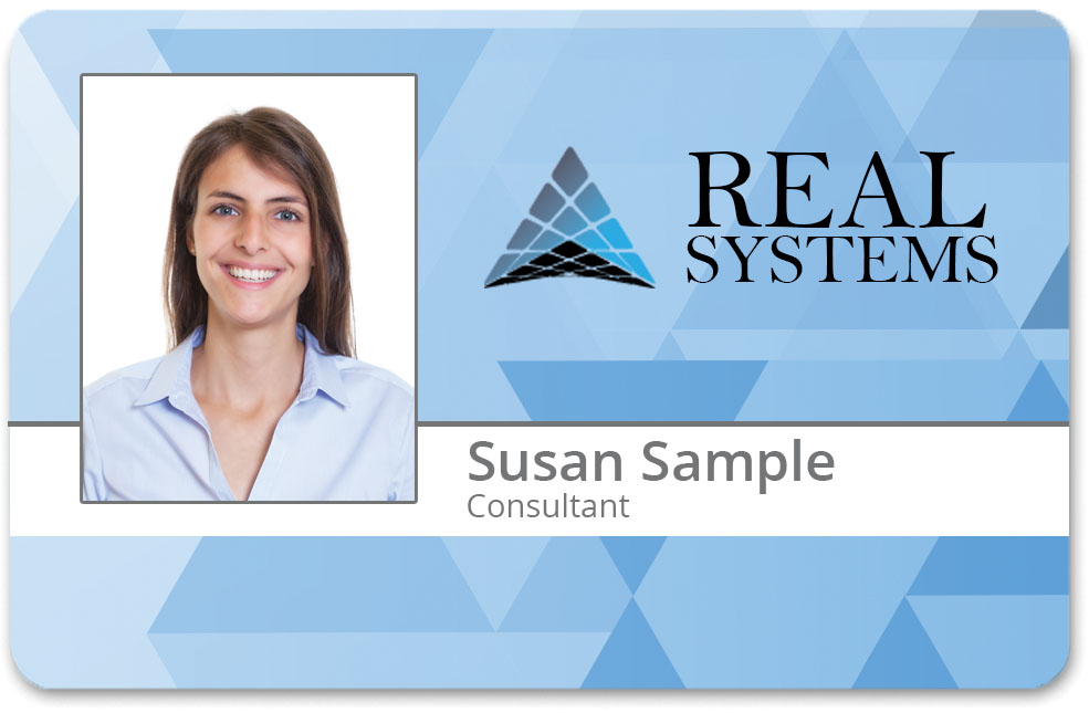 Corporate Identification Employee ID Cards and ID Printing Solutions - sample id cards