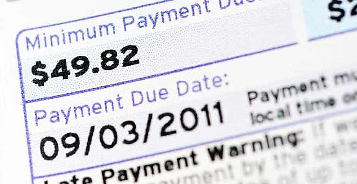 How Credit Card Companies Calculate Your Minimum Payments - calculate credit card payments