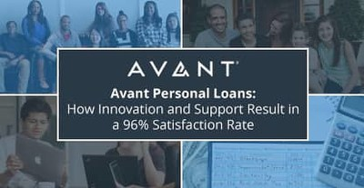 Avant Personal Loans: How Innovation and Support Result in a 96% Satisfaction Rate - CardRates.com