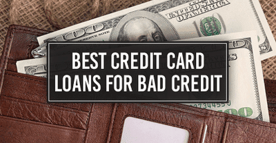 3 Best Credit Card Loans for Bad Credit (2019)