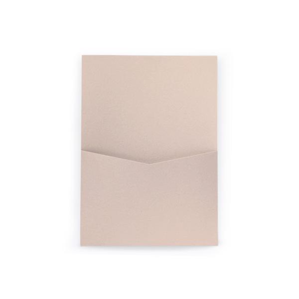 Panel Pocket A7 Sample - Sample 5x7 Envelope Template
