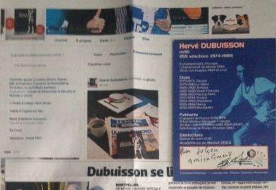 [TTM] Hervé Dubuisson, mon Maître !