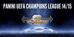 Panini Adrenalyn XL UEFA Champions League 2014-15