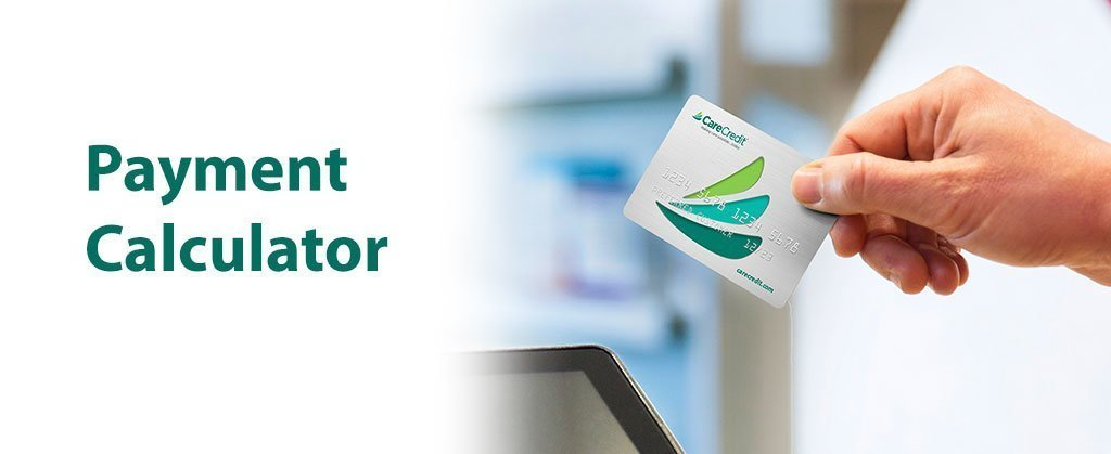 CareCredit Payment Calculator CareCredit