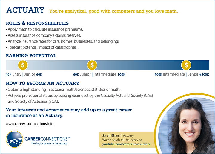 actuary career