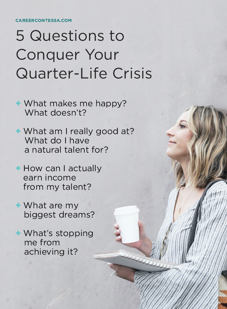 How I Survived a Quarter-Life Career Crisis (And How You Can, Too