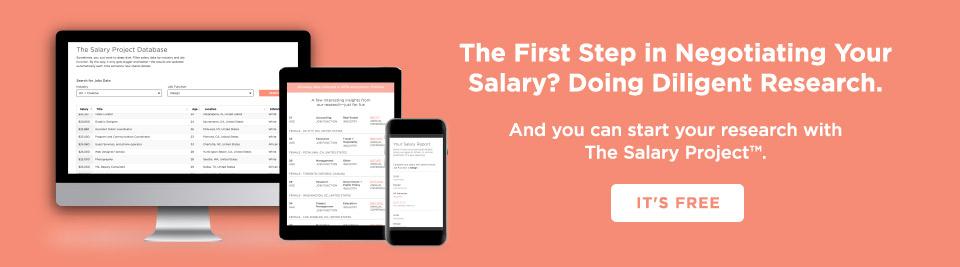 The All-Inclusive Guide To Negotiating a Fair Salary Career Contessa