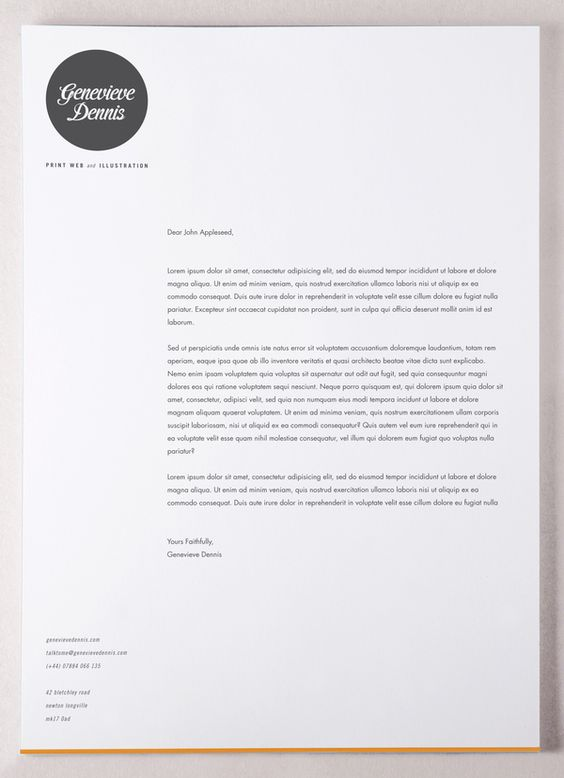 How to Make Your Cover Letter Look More Professional in Under 5