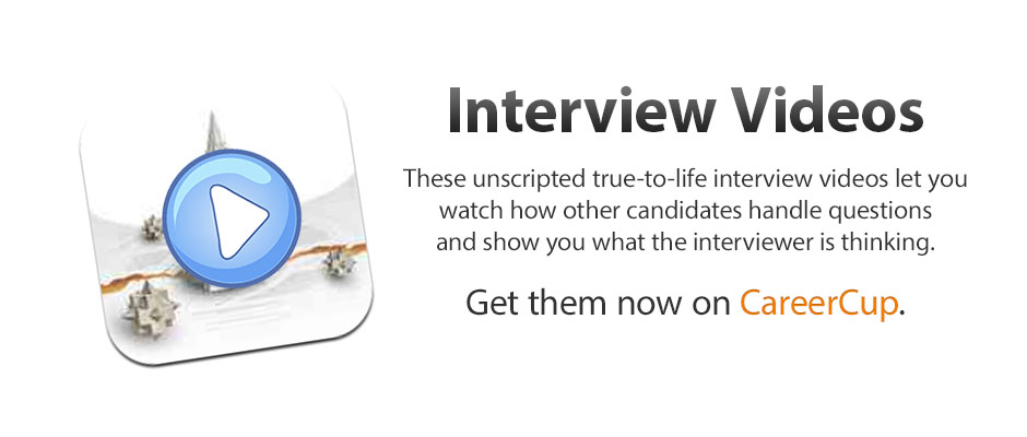 Programming Interview Questions CareerCup