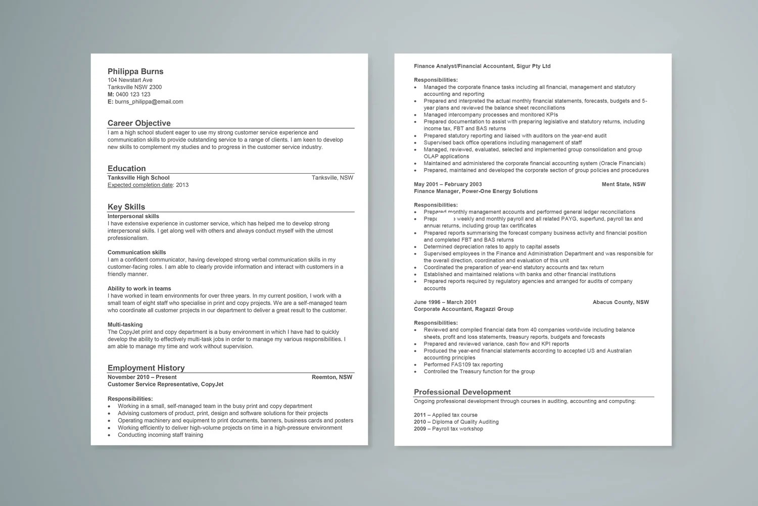 plain text resume on mac free resume templates youll want to have in 2017 high school - Plain Text Resume Sample
