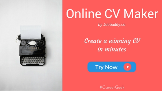 Create A Winning CV Using This Online CV Maker - resume online maker