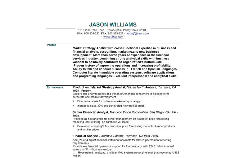 How To Write A Personal Statement For Your Resume (With Examples)