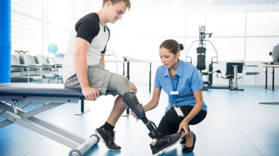 How to Become an Orthotist or Prosthetist
