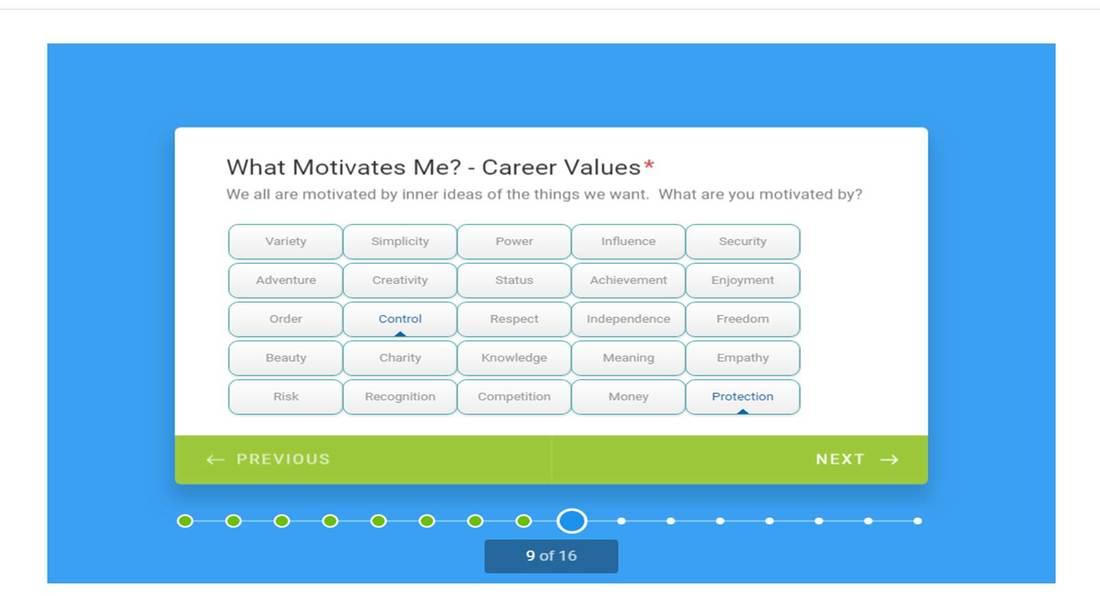 Digital Action Plan - Career Charts
