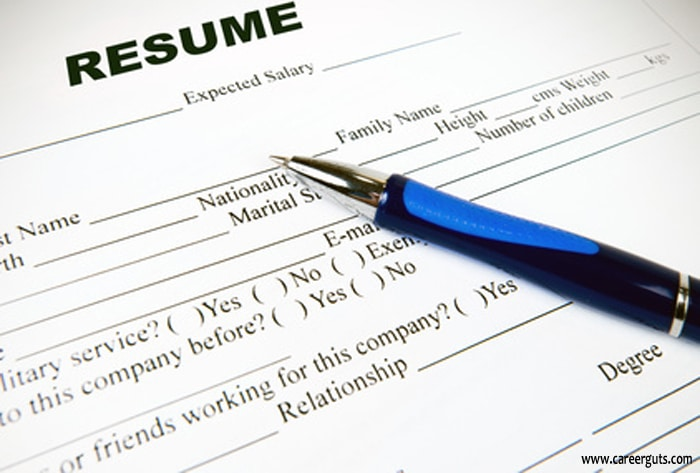 Resume Writing Archives CareerGuts