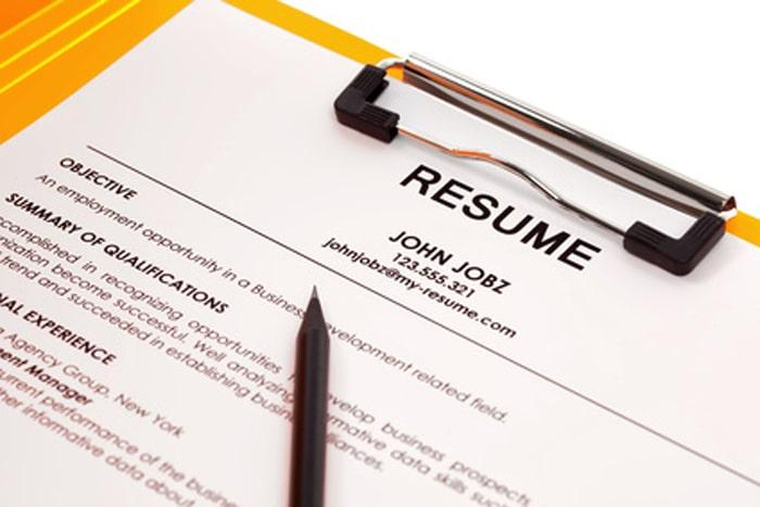 Resume Writing Tips - resume writing