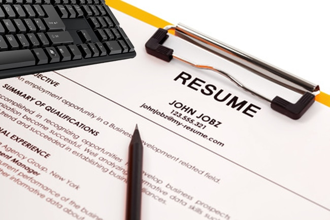 Resume Writing - How Many (Previous) Jobs Should You List in Your - resume writing business