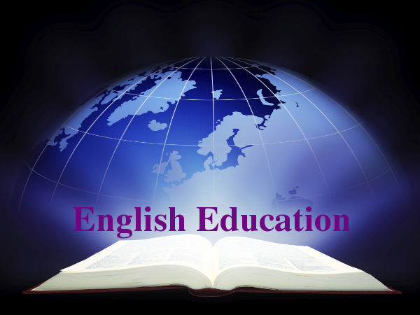 The standard of English Education in India is poor\