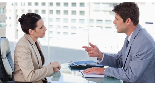 negotiating a salary for a new job