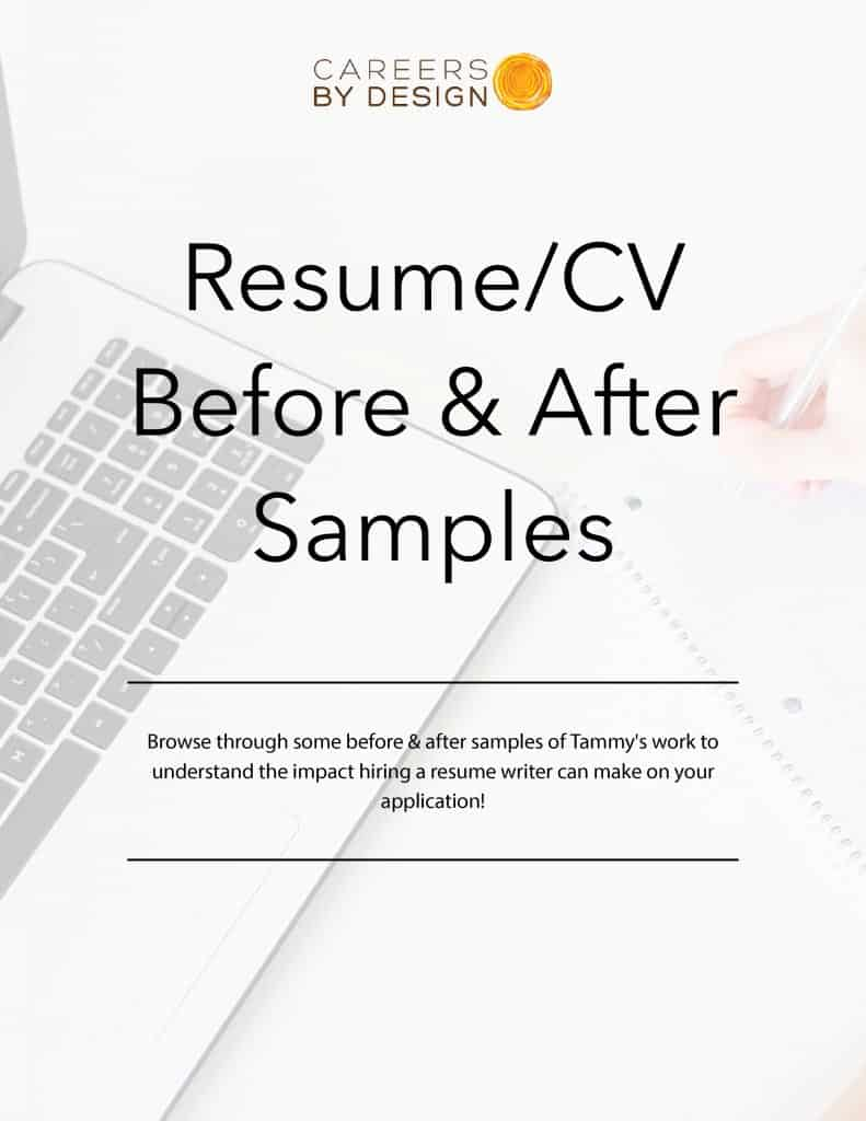 resume writing services guelph