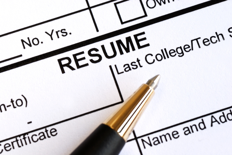 Most Common Resume Writing Mistakes - Careers in Government - how do you fill out a resume