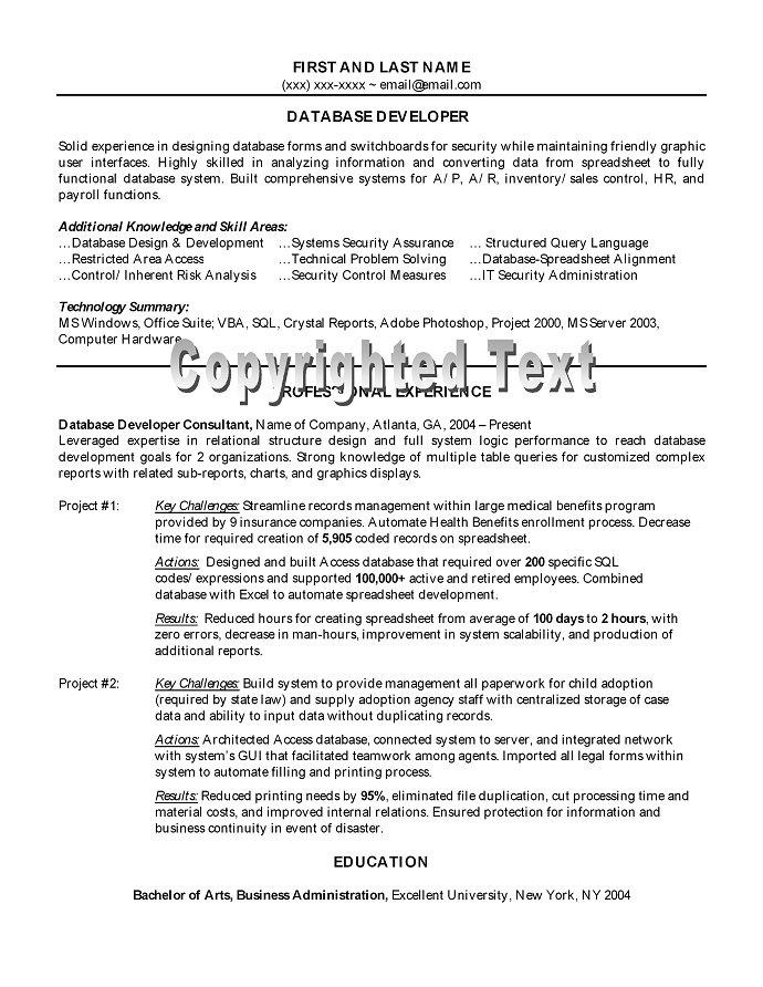 semantic html resume example