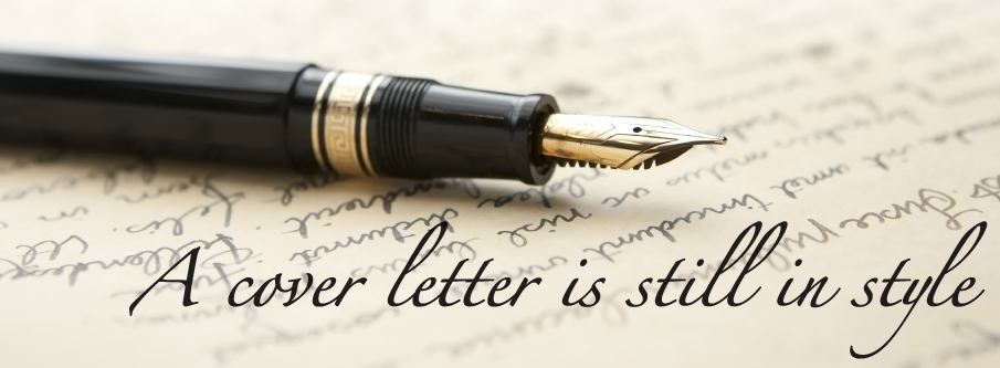 Resume Cover Letters are still Needed when Applying for a Job