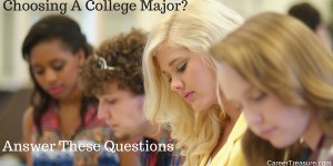Top 25 Questions to Ask for Choosing a College Major