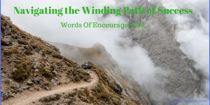 Navigating the Winding Path of Success