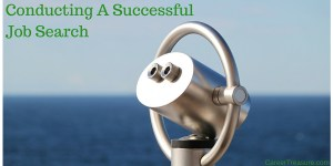Conducting A Successful Job Search