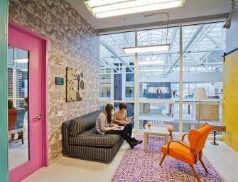 Werkplek vd Week – de 10 mooiste kantoren… om bij weg te zwijmelen