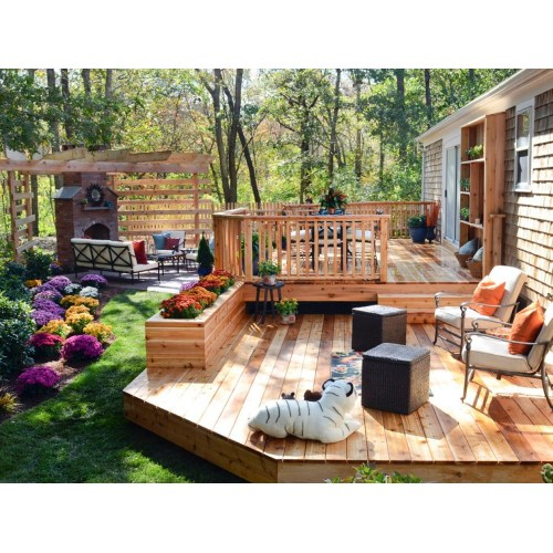Medium Crop Of Backyard Ideas Images
