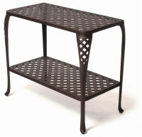 Outdoor console tables for style and storage  CareHomeDecor