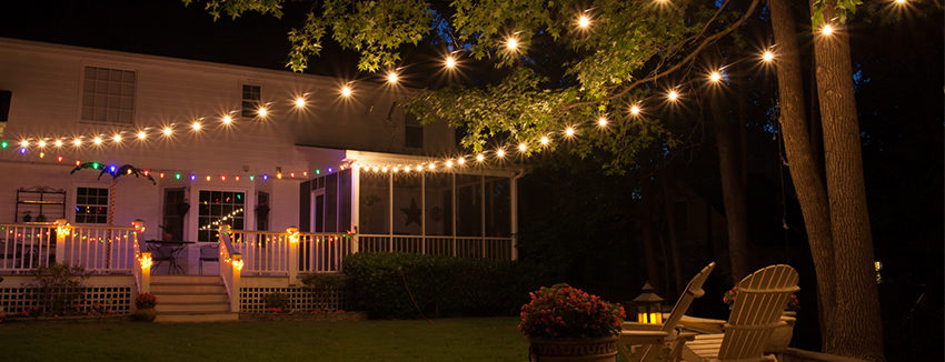 Patio Lights Know Everything About It Carehomedecor