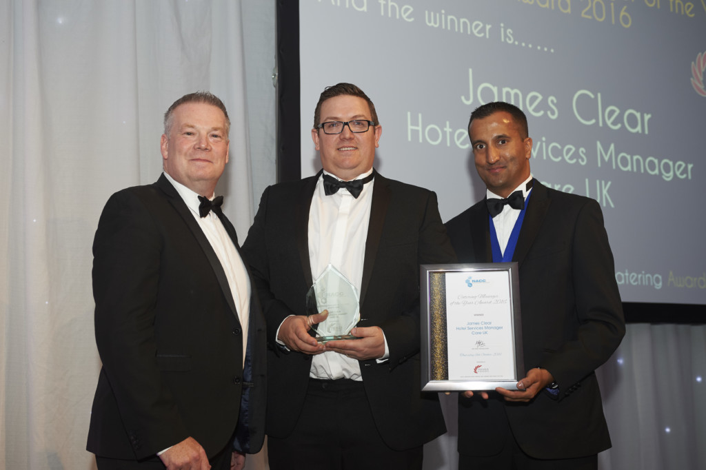 Care UK nutrition expert wins national catering award