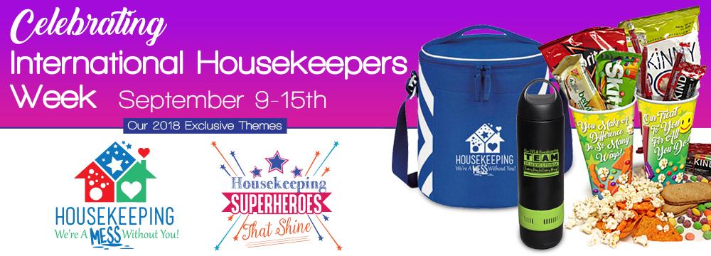 International Housekeepers Week Gifts For Housekeepers