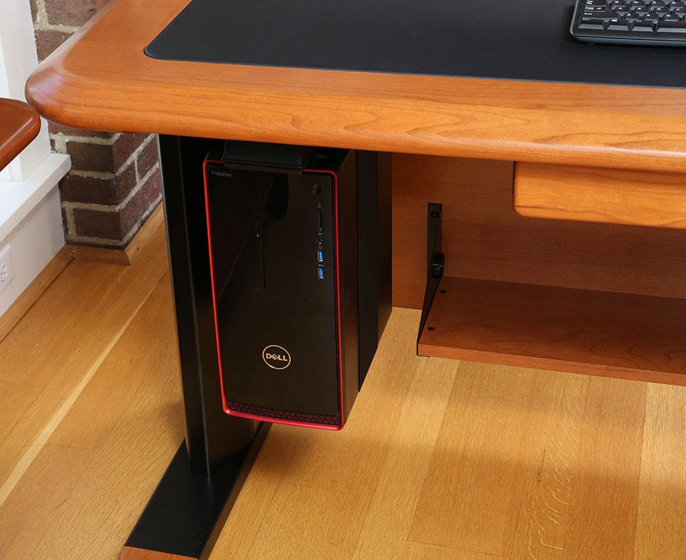 Wellston Cpu Holder Under Desk Caretta Workspace