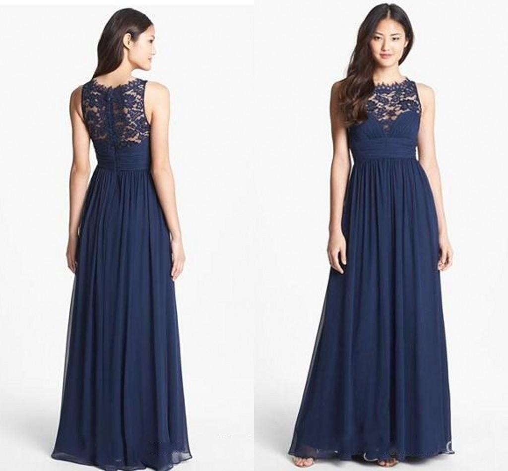 navy blue bridesmaid dresses navy blue wedding dress Bridesmaids Dresses Navy Blue Wedding Dress Ideas