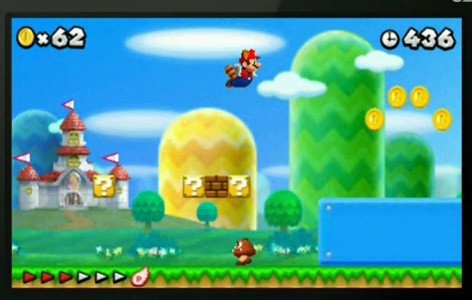 Anunciado New Super Mario Bros 2