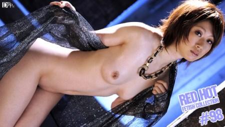 【無修正】香川りおの二穴同時挿入、さらにアナルと膣のダブル中出し
