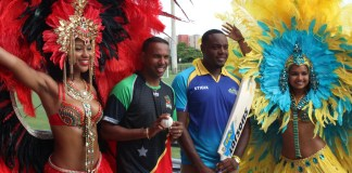 CPL stars in Lauderhill for Florida Tournament Launch