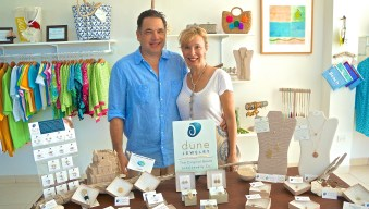 Renee and Kevin Reinl, Limin's owners