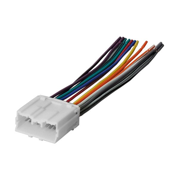 American International® DWH612 - Aftermarket Radio Wiring Harness
