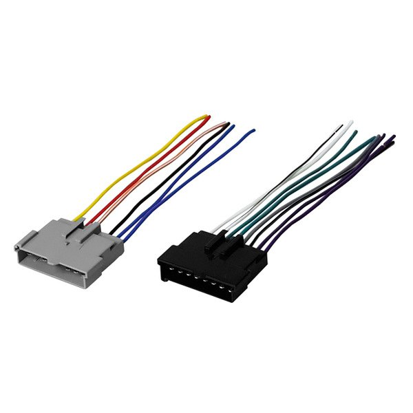 Ford Stereo Wiring Adapter manual guide wiring diagram