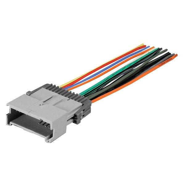 American International® GWH416 - Aftermarket Radio Wiring Harness