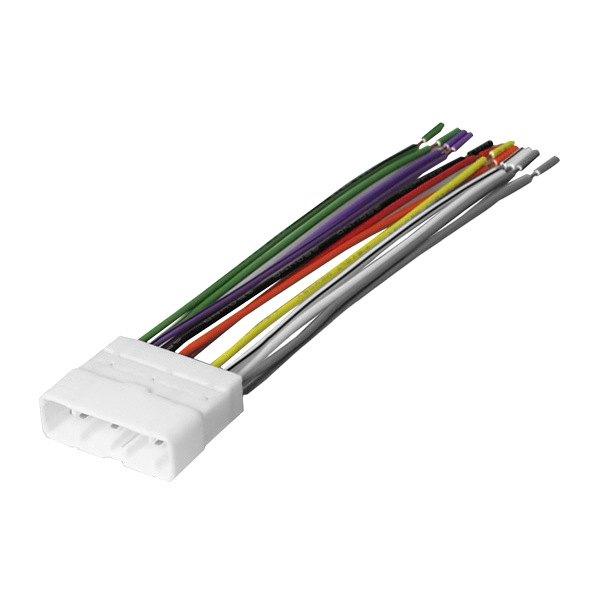 87 Camaro Scosche Wiring Harness Color Code Wiring Diagrams