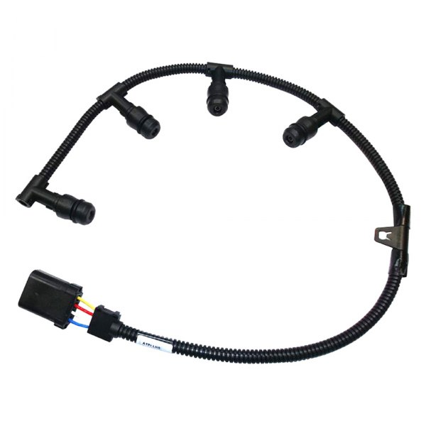 motorcycle wiring harness components